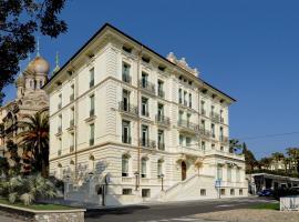 Hotel De Paris Sanremo, отель в городе Сан-Ремо