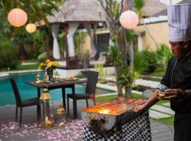 Villa Seriska Satu Sanur, accessible hotel in Sanur