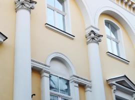 Audeju Apartments, puhkemajutus Riias