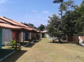 Caminhos do Mar Residence, hotel na Ilha de Boipeba