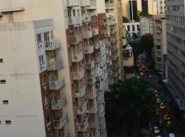 Dzīvoklis Aconchego da Lapa Riodežaneiro
