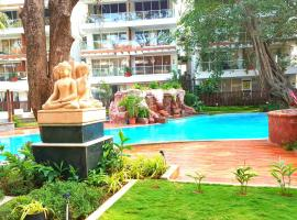 Wave Calangute - Hi Hospitality, apartment in Calangute