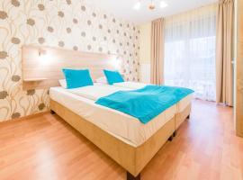 Nova Aparthotel, hotel Budapesten
