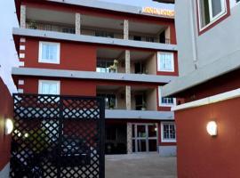Jovix Lodge, lodge in Accra