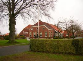 Hotel de Waalehof, hotel en Jipsinghuizen