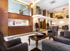 Perla Arya Hotel, ξενοδοχείο στη Σμύρνη