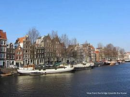 Charming Canal House 4p, apartment in Amsterdam
