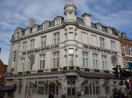 The Kings Head Hotel, hotel cerca de Estadio Wembley, Londres