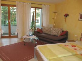 Apartment Abendstille, budget hotel in Bamberg