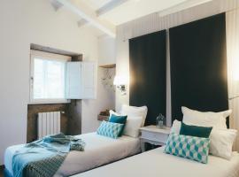 Apartamentos Aurelia Antica, hotel cerca de Mirador, Santiago de Compostela