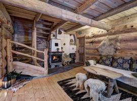 Góralski Domek, cabin in Murzasichle