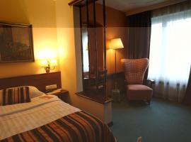 Hotel Athmos, hotel in La Chaux-de-Fonds