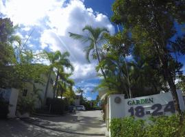 Crystal Garden Resort & Restaurant, hotel in Cairns