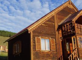 Guest House Usadba Okhotnika, guest house in Bol'shoye Goloustnoye