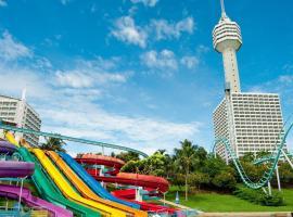 Pattaya Park Beach Resort, hotel in Pattaya South