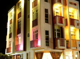 Express Inn at Hulhumale, hotel in zona Aeroporto Internazionale di Malé - Ibrahim Nasir - MLE,