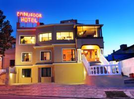 Embajador Hotel, hotel in Villa Carlos Paz