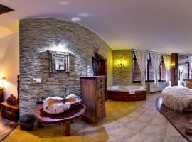 Momini Dvori Boutique Guest House, hotel in Bansko