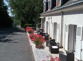Le Pigeonnier, hôtel à Saint-Martin-le-Beau