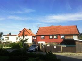 Ferienwohnung Osterbrink, hotel in Ilsenburg