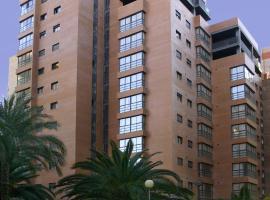 Apartamentos Plaza Picasso, apartament o casa a València