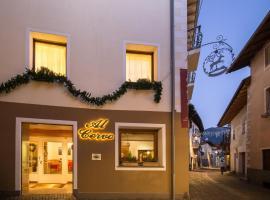 Hotel Al Cervo, hotel in Tesero