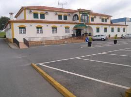Hotel Romba, hotel in Ourique