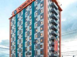 Queens Hotel Chitose, hotel near New Chitose Airport - CTS, Chitose