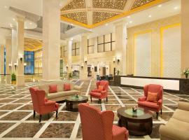 DoubleTree by Hilton Dhahran, hotel in Al Khobar