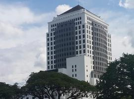 Merdeka Palace Hotel & Suites, hotel in Kuching