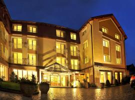 Hotel Citrin - Adults Only, hotel in Braşov