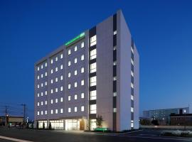 Hotel Green Core Bando, hotel near Hitokotonushi Shrine, Iwai