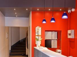 Astrid, hotel in Rouen