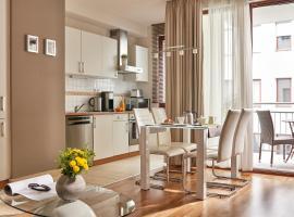 7Seasons Apartments Budapest, hotel v Budapešti