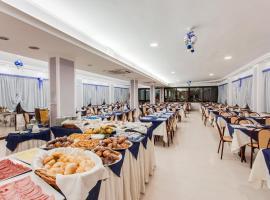 Hotel Delle Nazioni, отель в Чезенатико
