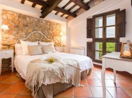 Masia Can Canyes & Spa, hotel en Sant Llorenç d'Hortons (San Lorenzo de Hortóns)