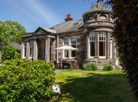 The Lodge Guest House, guest house in Elgin