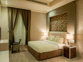 Elite Suites Hotel - Al sahafah, apart-hotel em Riyadh