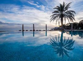 Hotel Bel Azur Thalasso & Bungalows, отель в Хаммамете