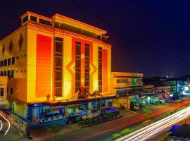 Grand Hotel, hotel di Jambi