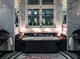 Hotel The Peninsula Paris, hotel near Arc de Triomphe, Paris