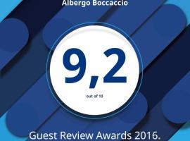 Albergo Boccaccio, hotell i Villa San Giovanni