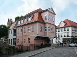 Pension Sackpfeifenmühle, guest house in Erfurt