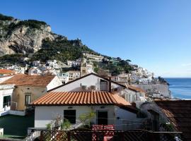 Casa Colonne, apartment in Amalfi