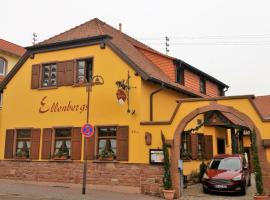 Ellenbergs Restaurant & Hotel, hotel near Luther Memorial, Heßheim