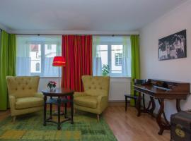 Altstadt Ferienwohnung Guade Zeit, Hotel in der Nähe von: Bahnhof Füssen, Füssen
