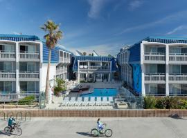 Blue Sea Beach Hotel, hotel near Scripps Institution of Oceanography, San Diego