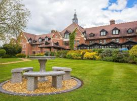 DoubleTree by Hilton Stratford-upon-Avon, United Kingdom, hotel in Stratford-upon-Avon