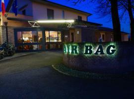 Hotel Air Bag, hotell i Lodi