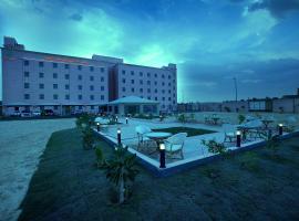Palms Lily Hotel Suites, apart-hotel em Al Ahsa